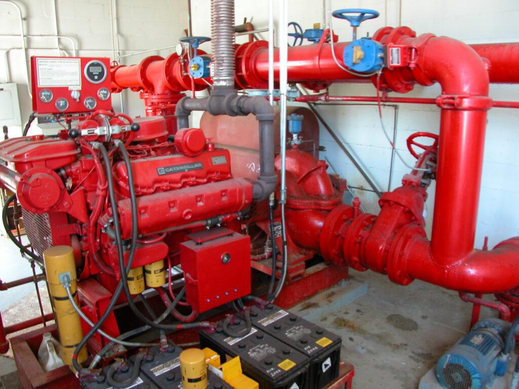 Fire pump 003